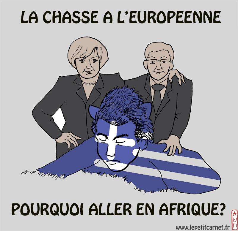 La chasse à l'européenne hd