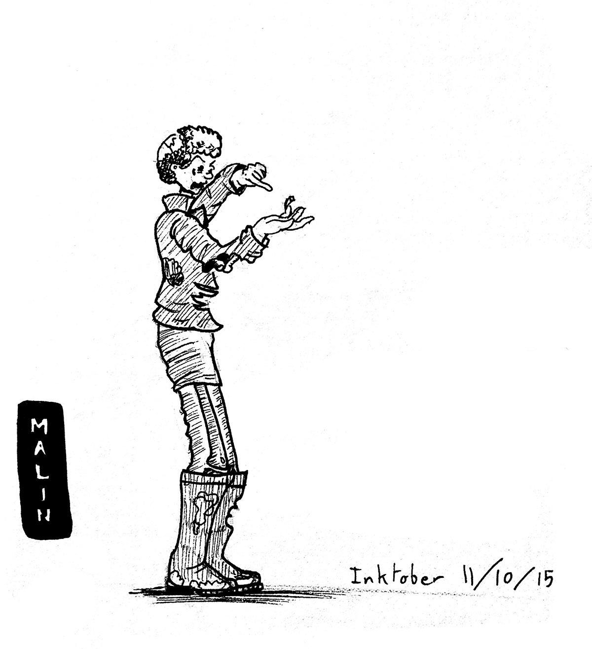 Inktober 11-10b
