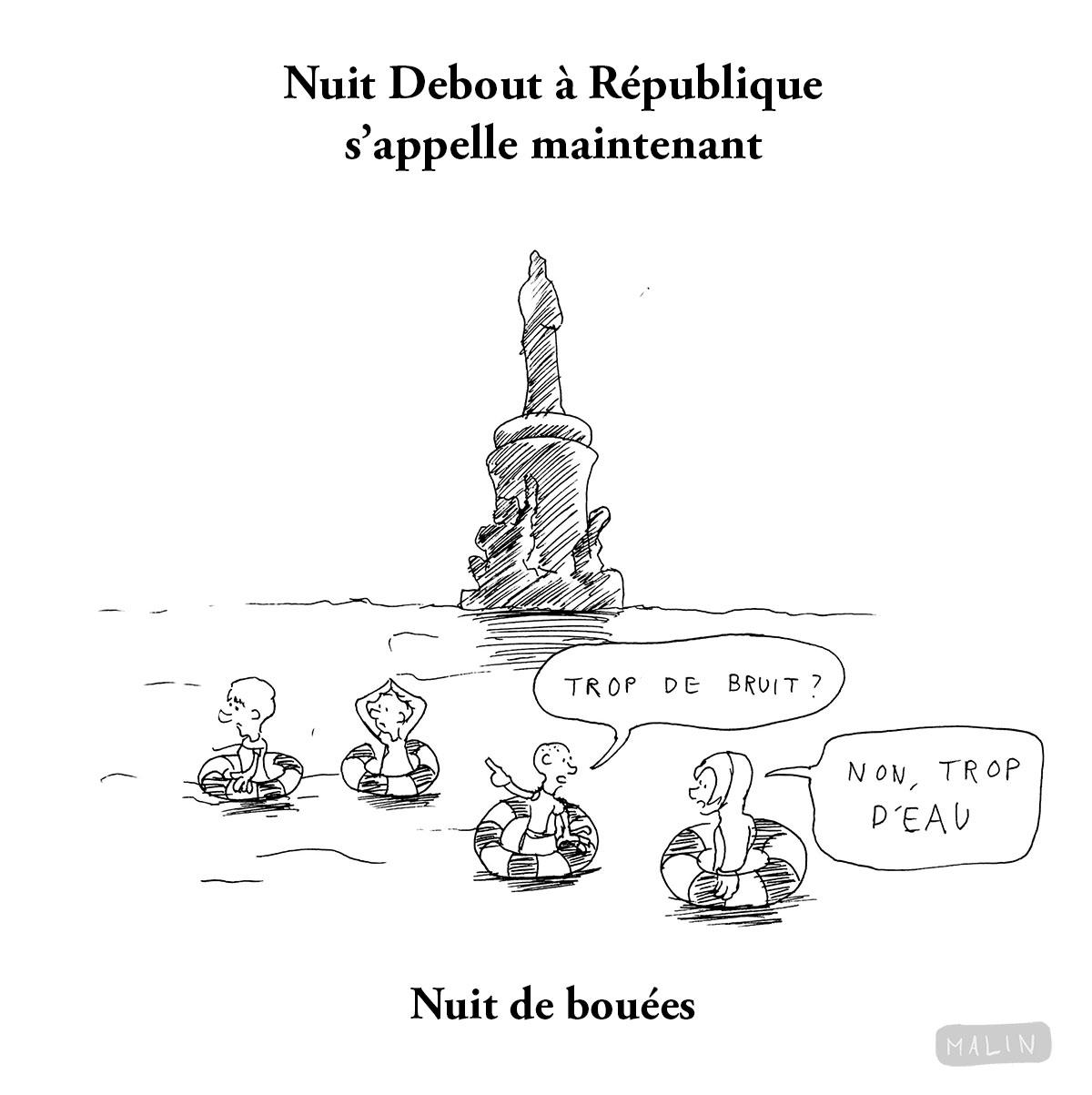 Nuit Debouées