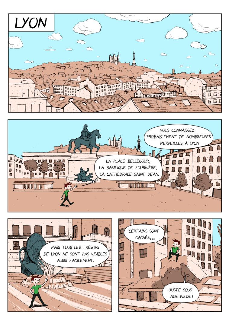 Les Arêtes de Poisson page 1
