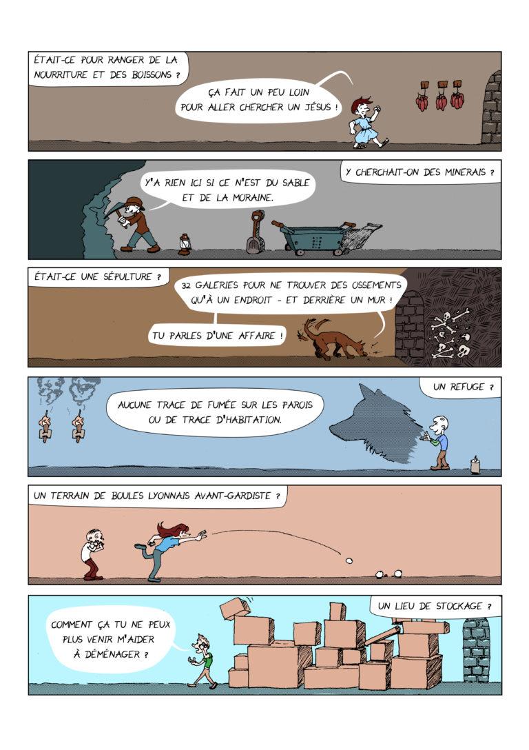 Les Arêtes de Poisson page 3